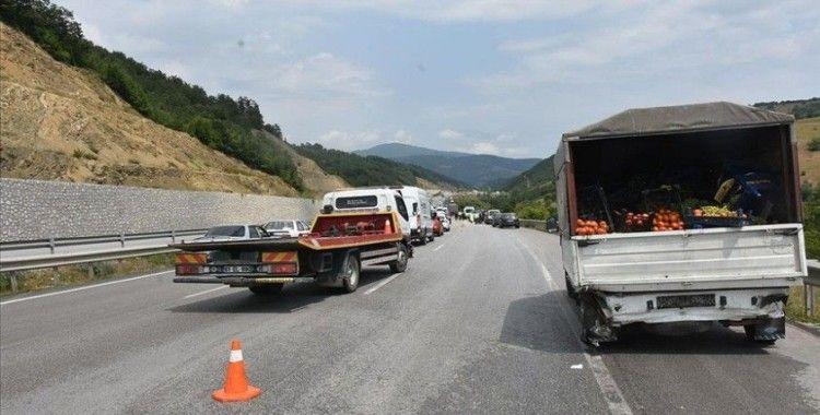 Bayramı tatilinin altıncı gününde trafik kazalarında 9 kişi öldü, 58 kişi yaralandı