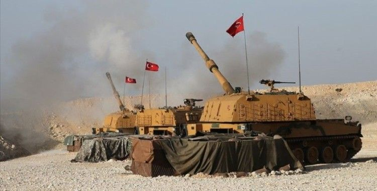 Barış Pınarı bölgesinde 5 PKK/YPG'li terörist etkisiz hale getirildi