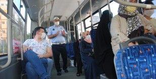 Şanlıurfa'da toplu taşıma araçlarında 'klima' denetimi