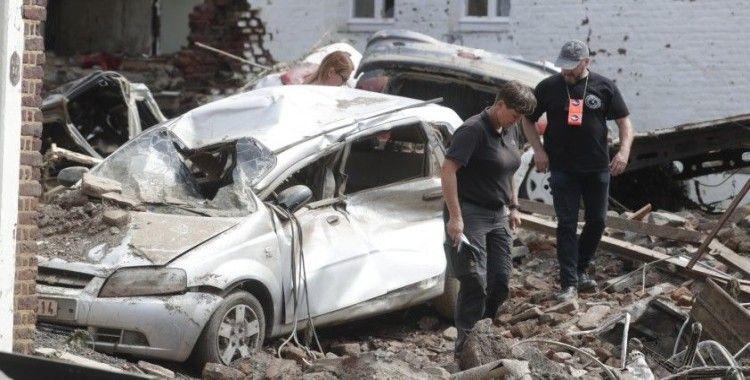 Belçika'daki sel felaketinde can kaybı 37'ye yükseldi
