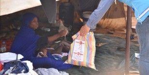 TDV, Moritanya'da 45 bin ihtiyaç sahibine kurban eti dağıttı