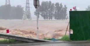 Çin'deki sel felaketinin bilançosu artıyor: Can kaybı 51'e yükseldi