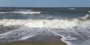 Mudanya'nın sahillerinde denize girme yasağı 1 gün daha uzatıldı