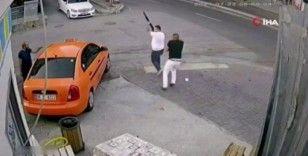 Ankara'da pompalı tüfekle havaya ateş açan kişi dehşet saçtı