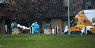 ABD'de son 24 saatte 315 kişi Kovid-19 nedeniyle yaşamını yitirdi