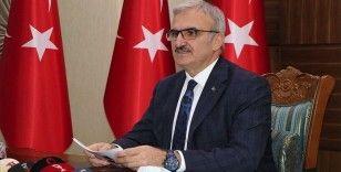 Vali Münir Karaloğlu'nun '24 Temmuz Gazeteciler ve Basın Bayramı' mesajı