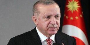Erdoğan, Fırat Kalkanı Harekatı bölgesinde şehit olan 2 askerin ailesine başsağlığı mesajı gönderdi
