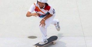 Japon sporcudan olimpiyat rekoru