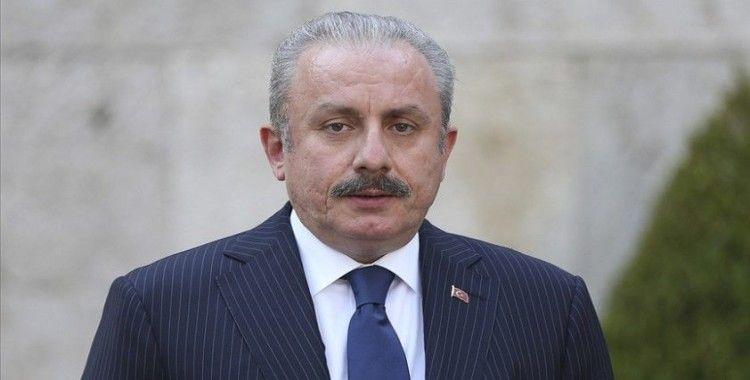 TBMM Başkanı Şentop: Tunus halkı, anayasal düzene ve hukuka sahip çıkacaktır