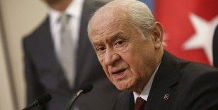 MHP lideri Bahçeli: Kıbrıs Türk'tür, Türk kalacaktır