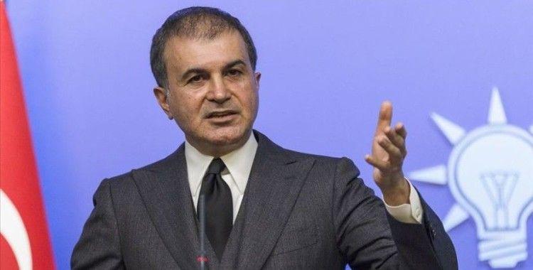AK Parti Sözcüsü Çelik: 'Siyasi meşruiyete yönelik bir darbedir'