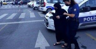 İstanbul'da engelli torununu döven 75 yaşındaki kadın tutuklandı