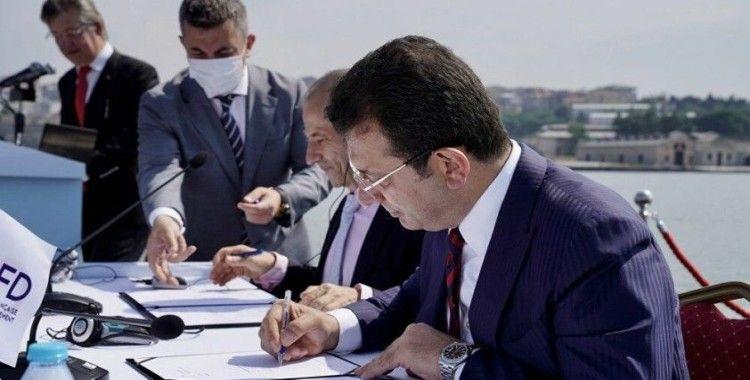 İBB ile UNHRC arasında mülteci ve sığınmacılara yönelik iş birliği metni imzalandı
