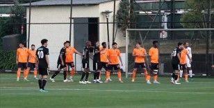 Beşiktaş hazırlık maçında Medipol Başakşehir'i tek golle yendi