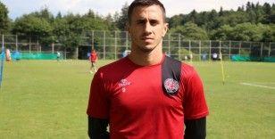 """Aleksandar Pesic: """"Elimden gelenin en iyisini yapacağım"""""""