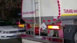 Ankara'da 31 bin litre kaçak akaryakıt ele geçirildi