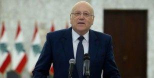 Lübnan'da hükümeti kurmakla görevli Mikati: 'Allah'ın izniyle yakında bir hükümet kurabileceğiz'