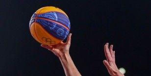 3x3 basketbolda altın madalya sahiplerini buldu