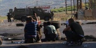 İsrail askerlerinin Batı Şeria'da ateş açtığı bir Filistinli hayatını kaybetti