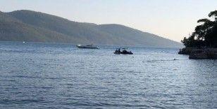 Denizde kaybolduğu iddia edilen vatandaş ekipleri alarma geçirdi