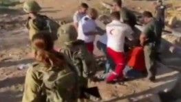 İsrail güçlerinden Filistinli protestoculara sert müdahale