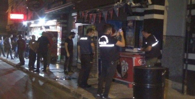 İzmir'de moto kuryelerin kavgası kanlı bitti: 1 ölü