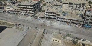 Esed rejimi ülkenin güneyindeki Dera il merkezinde kuşattığı mahalleye askeri operasyon başlattı