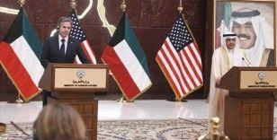 ABD Dışişleri Bakanı Blinken Kuveyt'ten mesaj verdi: İran'la müzakereler sonsuza kadar devam etmeyecek