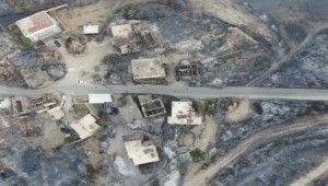 Bakan Pakdemirli: Manavgat kontrol altında ancak Akseki'de çıkan yangın devam ediyor