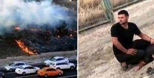 Ankara Cumhuriyet Başsavcılığı: Polatlı'daki yangında şüphelinin terör bağlantısı tespit edilemedi