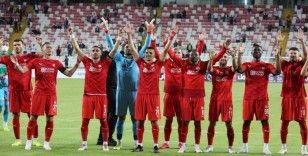 Kulüplerden Sivasspor'a tebrik mesajları