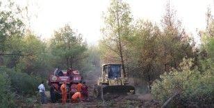 Gaziantep Belediyesi, Kilis'teki orman yangınına 70 bin fidanla merhem olacak