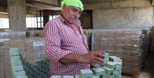 Tescilli Nizip sabunu yurt içi ve dışından yoğun ilgi görüyor