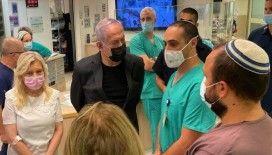 Netanyahu, Covid-19 aşısının 3. dozunu yaptırdı