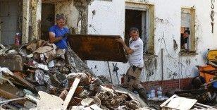 Almanya'daki selzedeler eyalet hükümetlerinin 'yardım kuruluşlarının işini zorlaştırmasından' şikayetçi