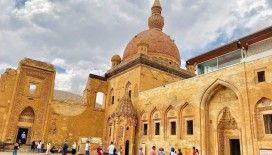 Osmanlı mimarisinin eşsiz örneği: İshak Paşa Sarayı