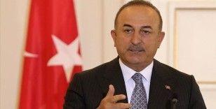 Dışişleri Bakanı Çavuşoğlu, orman yangınlarından etkilenenlere destek ödemelerinin başladığını söyledi