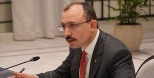 Ticaret Bakanı Muş: Rusya ile ticareti kazan-kazan temelinde dengeli bir şekilde geliştirmek istiyoruz