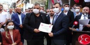 ismet Büyükataman: 'Türkiye'nin dört bir yanında çıkarılan yangınlar yüreğimizi kavuruyor'