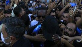 Mario Balotelli'ye Adana'da coşkulu karşılama
