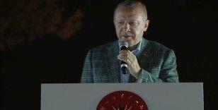 Cumhurbaşkanı Erdoğan: (Orman yangınlarında terör şüphesi) Şimdiden bazı emarelere ulaşıldı