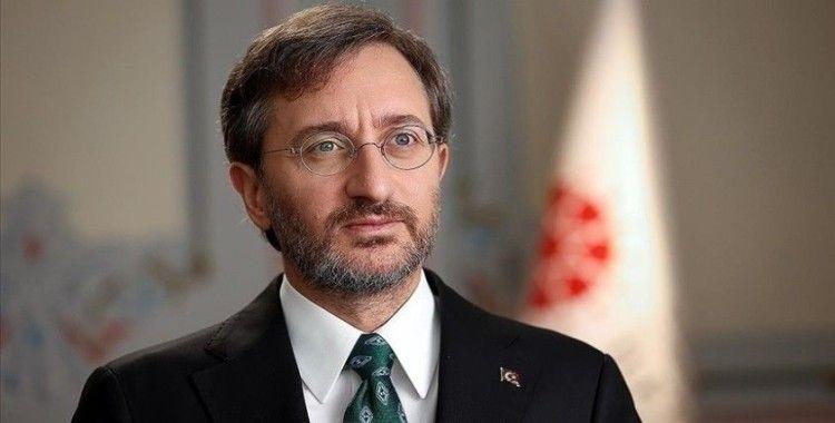 İletişim Başkanı Altun: Konya'daki vahşi katliamın ideolojik saiklerle işlendiği propagandası bir provokasyondur