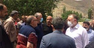 CHP İl Başkanı Bedirhanoğlu: Başkale afet bölgesi ilan edilsin