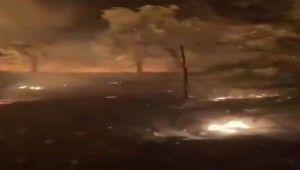 Bodrum alev alev yanmaya devam ediyor