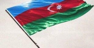 Azerbaycan'ın Türkiye'ye yolladığı yardım konvoyu Gürcistan'da
