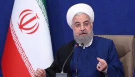 İran Cumhurbaşkanı Ruhani: Müzakereler savaşı önledi