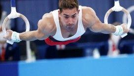 Artistik Cimnastik halka aleti final mücadelesinde milli sporcu İbrahim Çolak beşinci oldu