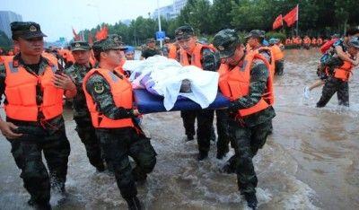 Çin'deki sel felaketinde ölü sayısı 302'ye yükseldi