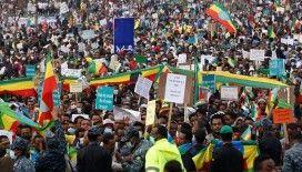 Etiyopya'da isyancıların Afar'a saldırılarının ardından yaklaşık 100 bin kişi yerinden oldu