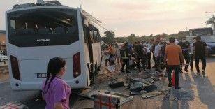 Feci kazada ölen turistlerin kimlikleri belirlendi